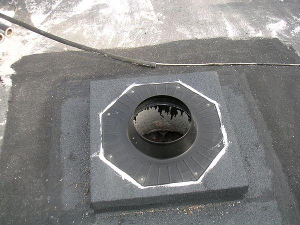 Instalación con Zócalo
